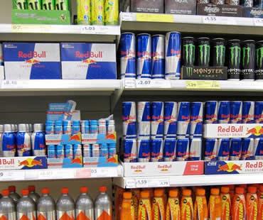 Energy drinks and teeth