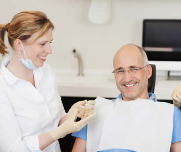 Dentist for seniors in Clinton NJ